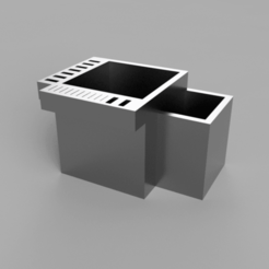 Download free STL file Organizer • 3D print design, 3DCURICO