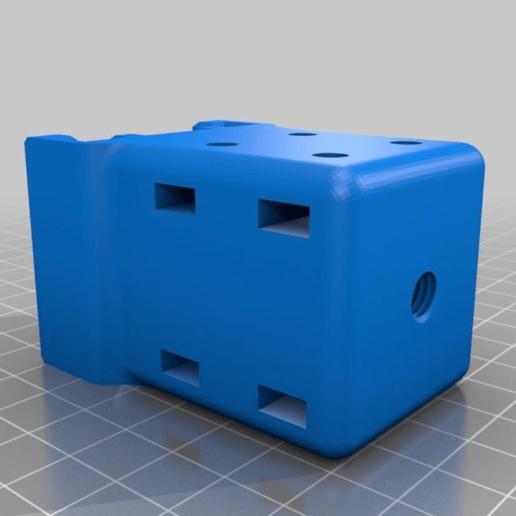 Télécharger fichier STL gratuit Ender 3 Feet - réglable (fil de 8 mm) • Objet imprimable en 3D, Holylemon