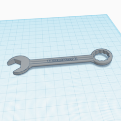 Creating Holes-2.png Download STL file rench • 3D printable design, nathanielbarbosa0121