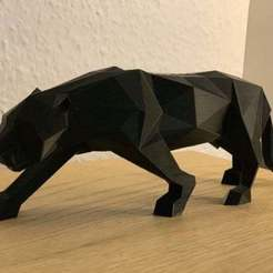 featured_preview_image1.jpeg Download free STL file PANTHER • 3D print template, nathanielbarbosa0121