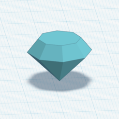 Grand_Amur-Elzing-2.png Download free STL file dimond • 3D print object, nathanielbarbosa0121