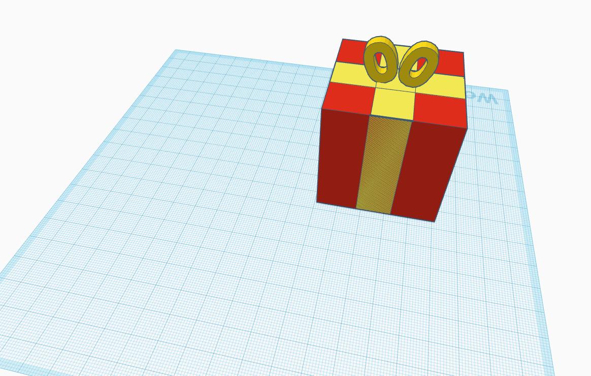 Shiny_Sango.png Download free STL file fortnite present • 3D printer object, nathanielbarbosa0121