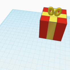 Shiny_Sango.png Download free STL file fortnite present • 3D printer object, nathanielbarbosa0121