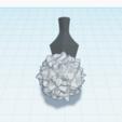 blade_in_an_asteroid.png Télécharger fichier STL gratuit lame dans un astéroïde • Plan pour impression 3D, nathanielbarbosa0121