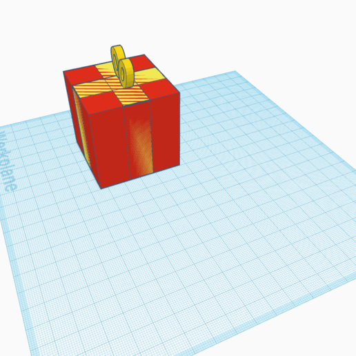 Shiny_Sango-2.png Download free STL file fortnite present • 3D printer object, nathanielbarbosa0121