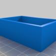 internal_water_swimming_pool.png Télécharger fichier STL gratuit Mini maison de jouets avec piscine • Modèle pour imprimante 3D, fribeiro77