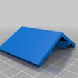 house_roof.png Télécharger fichier STL gratuit Mini maison de jouets avec piscine • Modèle pour imprimante 3D, fribeiro77