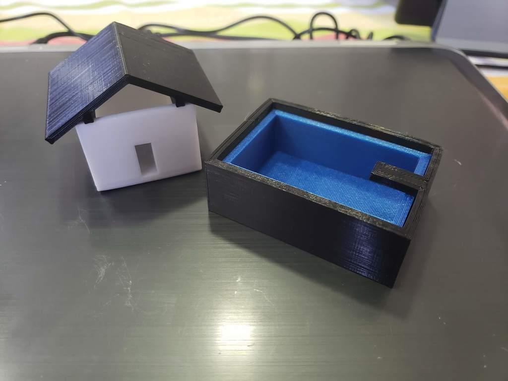 20200531_155145.jpg Télécharger fichier STL gratuit Mini maison de jouets avec piscine • Modèle pour imprimante 3D, fribeiro77
