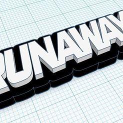 Descargar diseños 3D Runaways Marvel Keychain , delfinaifran