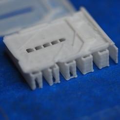 Télécharger fichier imprimante 3D gratuit OnePlus One SIM Plateau à fentes FIXE, antoine_emerit