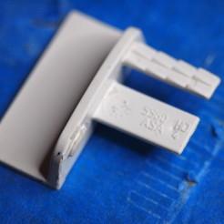 Descargar Modelos 3D para imprimir gratis Bloc butée de fenêtre, antoine_emerit