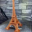 Download free STL file eiffel tour • Design to 3D print, emmanuelolle