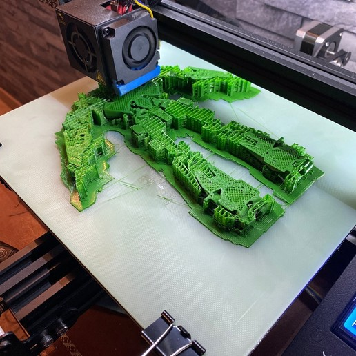 Download free 3D printer designs Transformers Optimus Prime (Solid Model), 3DWP