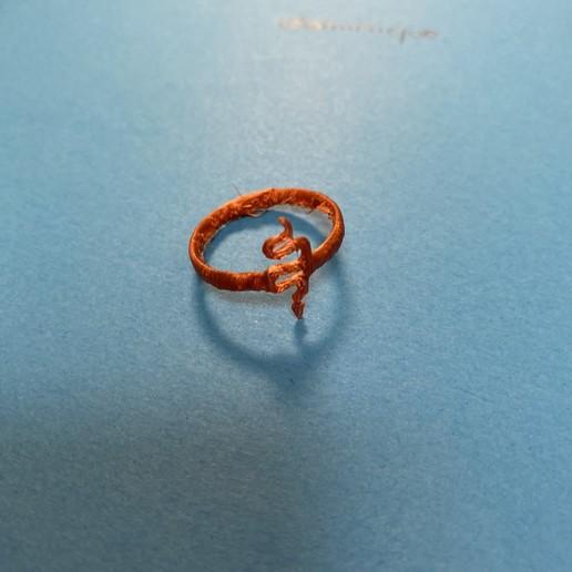 Télécharger objet 3D gratuit KTFRD05 Filigree Snake Bague Géométrique Serpent Bijoux design 3D, KTkaRAJ