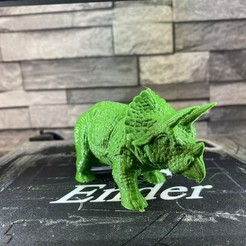 Download free 3D print files Triceratops, emmanuelolle