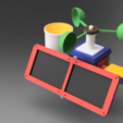 Télécharger fichier STL gratuit Panneau solaire pour la station météorologique d'Arduino, SeanTheITGuy