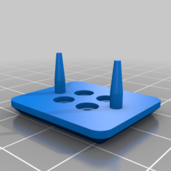 Download free STL file TBRC Wizard (Mini Version) Parts. • 3D print model, SeanTheITGuy