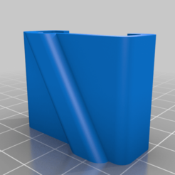 Oculus_Quest_2_Clip.png Download free STL file Oculus Quest 2 Link Cable Clip • 3D printer object, SeanTheITGuy