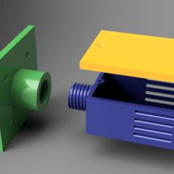 Download free STL file Sensor Box for Arduino Weather Station • 3D printable object, SeanTheITGuy