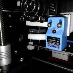 SN04-N_Sensor_holder_2.jpg Download free STL file SN04 Sensor holder for ANET A8 • 3D printing object, Aurel_14