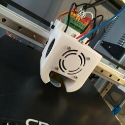 WI3D-C235 (79).jpg Télécharger fichier STL EASILY REMOVABLE MGN12 HOT END - WI3D-C235 • Plan pour imprimante 3D, Aurel_14