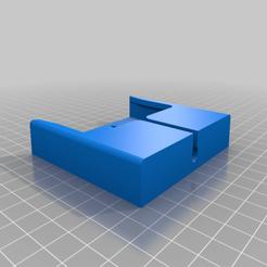 MI8_Wall_Mount.png Télécharger fichier STL gratuit SUPPORT MURAL XIAOMI MI8 • Modèle à imprimer en 3D, Aurel_14