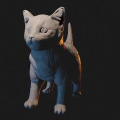 Descargar modelos 3D Escultura de gatitos, ZackMercury