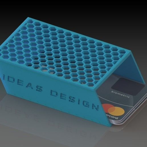 Descargar modelos 3D gratis Titular de la tarjeta, 3DBuildingYourIdeas