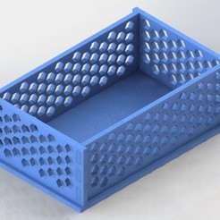 box.JPG Download free STL file Light & robust modular box • 3D printer design, 3DBuildingYourIdeas