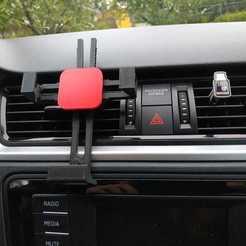 drzak_titulka_.jpg Download STL file Mobile car holder • 3D printing template, 3Dev