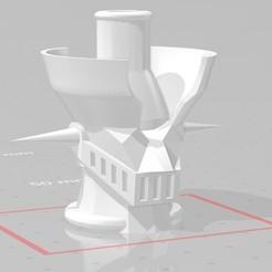 boquilla mazinger1.jpg Télécharger fichier STL Embouchure Mazinger Z Shisha Hookah • Modèle pour impression 3D, pedrosss91
