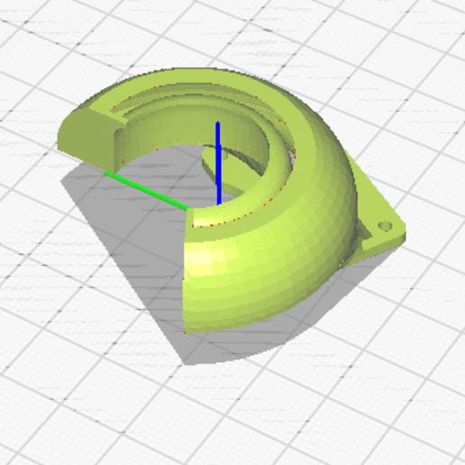 Screenshot_20190323_184640.png Télécharger fichier STL gratuit Hotend E3D v6 léger pour kossel anycubic (version filetée) • Modèle pour imprimante 3D, aleph34