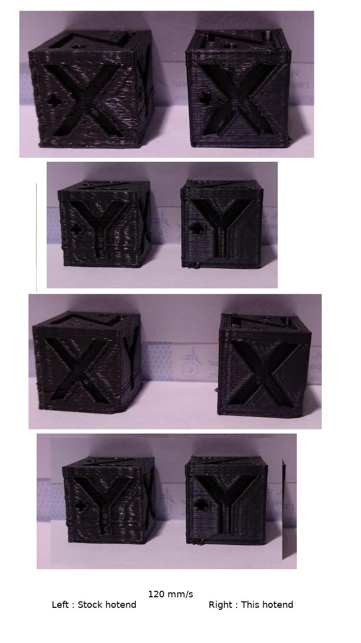 120mms.png Télécharger fichier STL gratuit Hotend E3D v6 léger pour kossel anycubic (version filetée) • Modèle pour imprimante 3D, aleph34