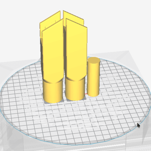 Screenshot_20190217_114105.png Download free STL file Simplest top spool holder for anycubic kossel+ • 3D printable design, aleph34