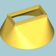 Download free STL file Lacrosse rain gauge extention • 3D printer model, aleph34
