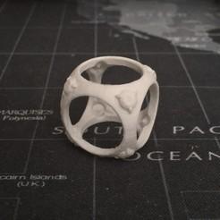 Download free STL file Diamond set pendant • 3D printing model, OJON3S