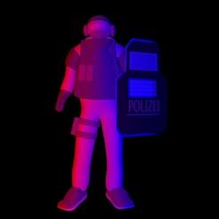 Blitz.jpg Télécharger fichier STL Blitz - Tom Clancy Rainbow Six Siege • Objet à imprimer en 3D, rajkd5699