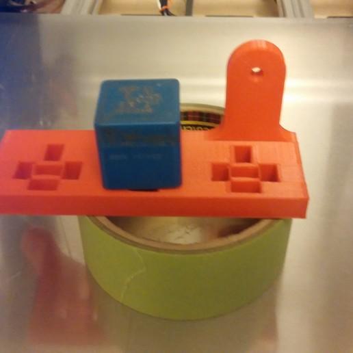 1011151856.jpg Download free STL file NCS P3-v Steel Three Relay Mount for NCS P3-v Steel • 3D printer model, trentjw