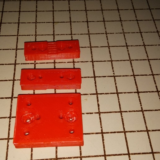 0317150912.jpg Download free STL file NCS P3-v Steel Y Axis belt Mount GT2 Belt • 3D printer template, trentjw