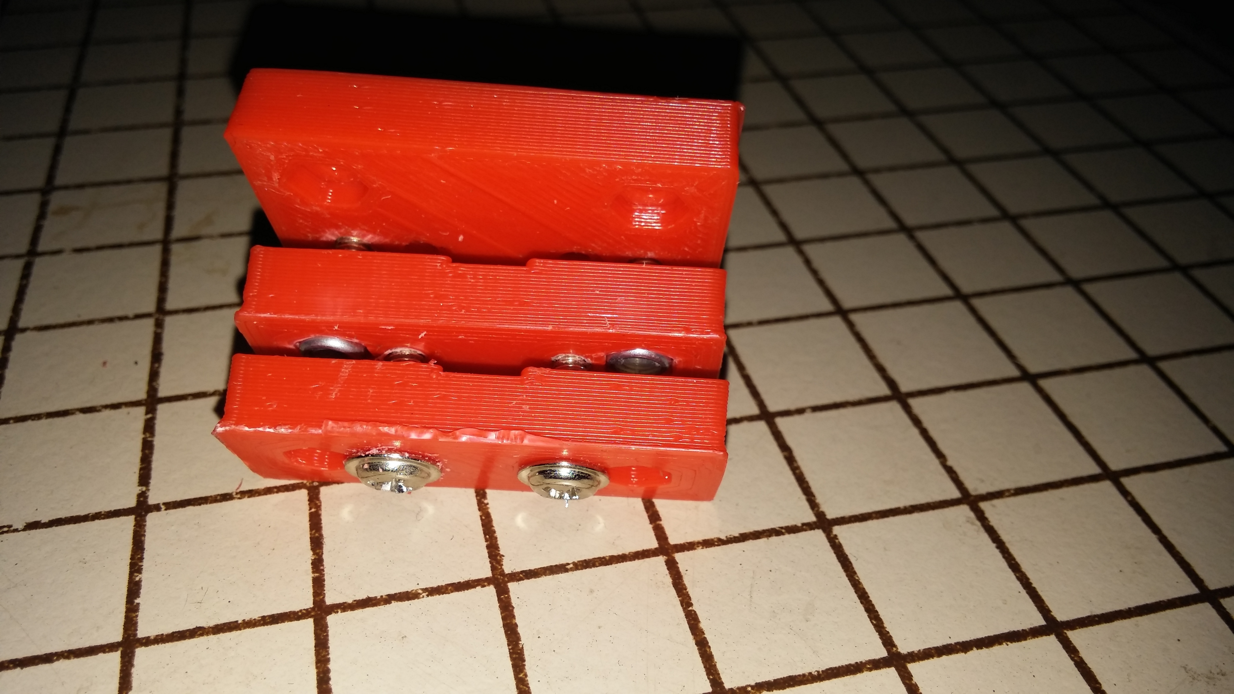 0317151008b.jpg Download free STL file NCS P3-v Steel Y Axis belt Mount GT2 Belt • 3D printer template, trentjw