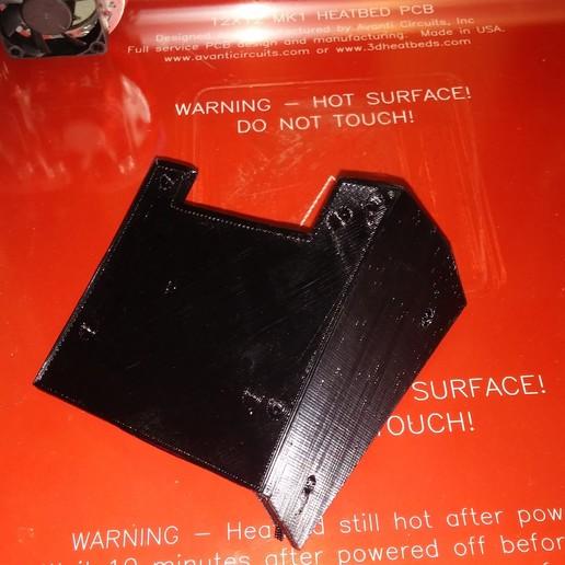 0307151535a.jpg Download free STL file NCS P3-v Steel 12864 LCD housing with Mount • 3D printing design, trentjw