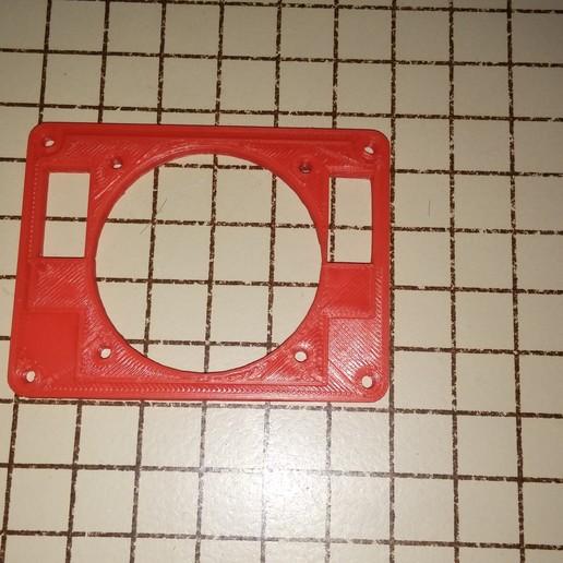 0313151347.jpg Download free STL file NCS P3-v Steel Ramps 1.4 Case with room for internal 50mm fan • 3D print template, trentjw