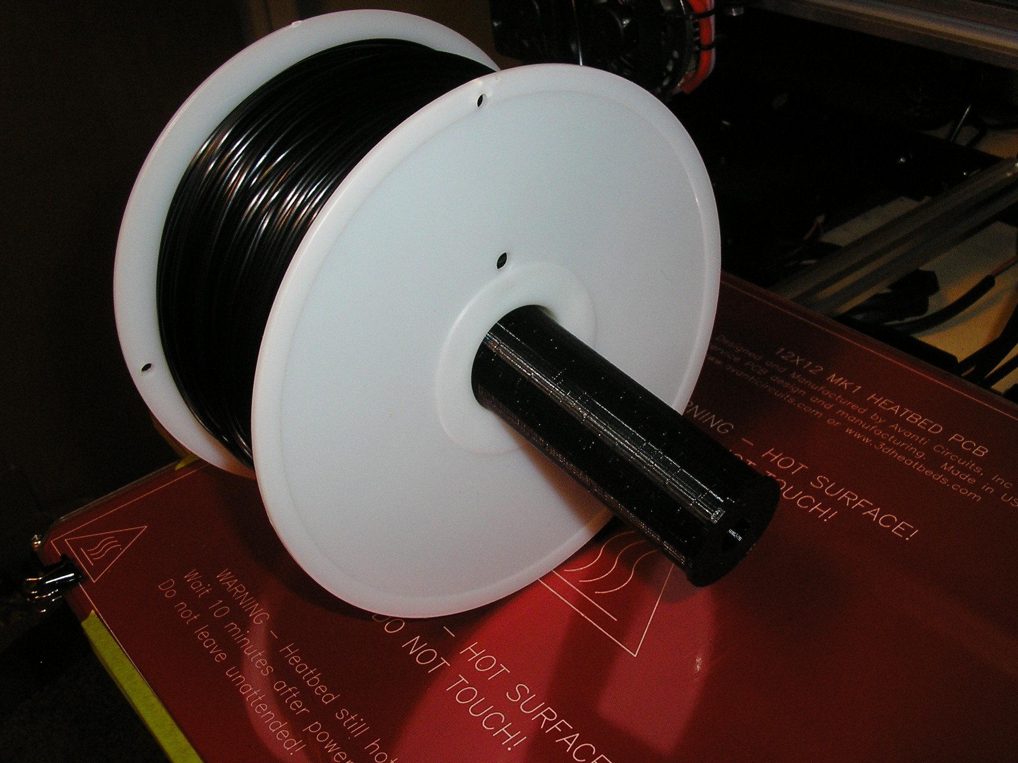 P1010025.JPG Télécharger fichier STL gratuit Insert de bobine NCS de 31 mm de diamètre • Modèle imprimable en 3D, trentjw