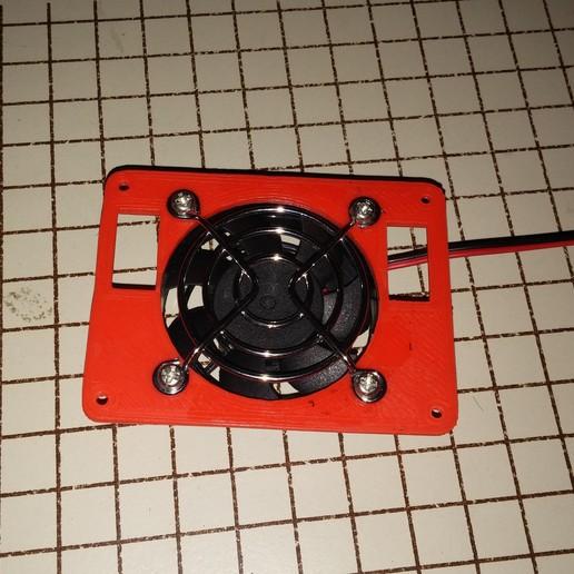 0313151355.jpg Download free STL file NCS P3-v Steel Ramps 1.4 Case with room for internal 50mm fan • 3D print template, trentjw
