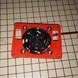 Télécharger fichier STL gratuit Rampes en acier NCS P3-v 1.4 Boîtier avec espace pour un ventilateur interne de 50 mm • Plan à imprimer en 3D, trentjw