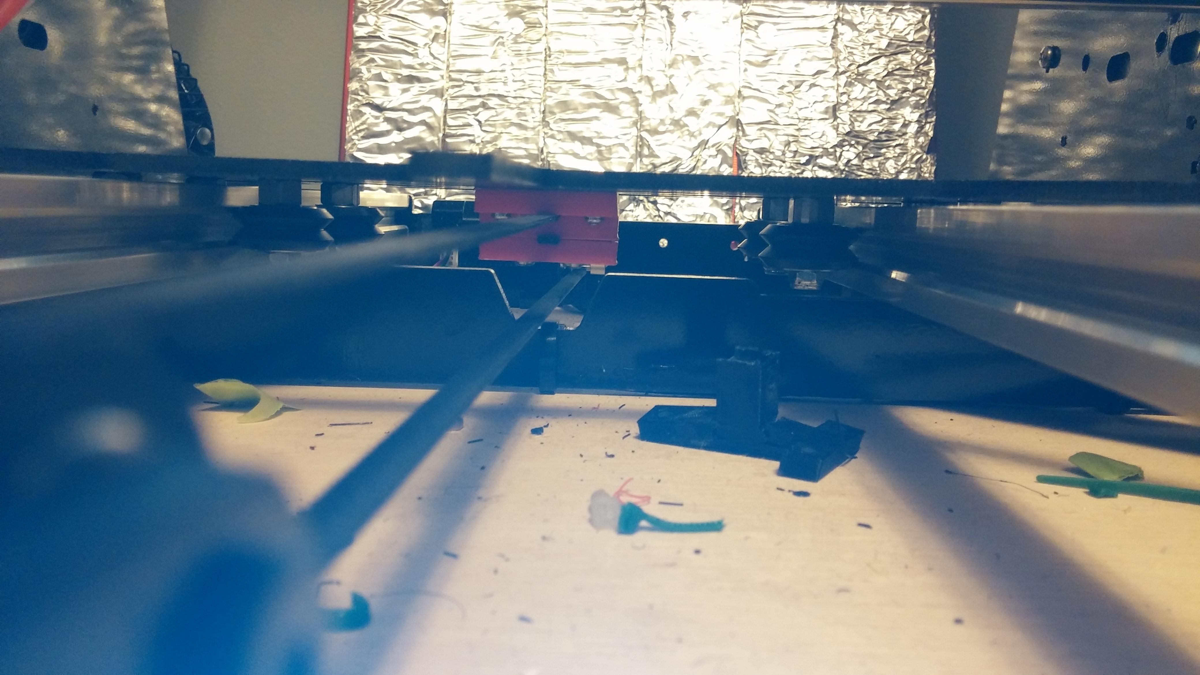 0317151025.jpg Download free STL file NCS P3-v Steel Y Axis belt Mount GT2 Belt • 3D printer template, trentjw