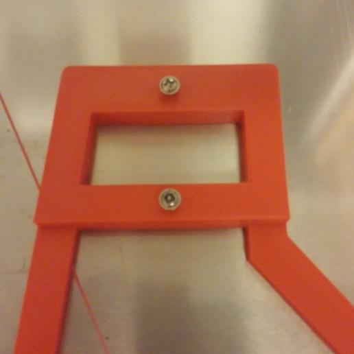 1012151919.jpg Download free STL file NCS P3-v Steel Raspberry Rumba mount for NCS P3-v Steel • 3D printing object, trentjw