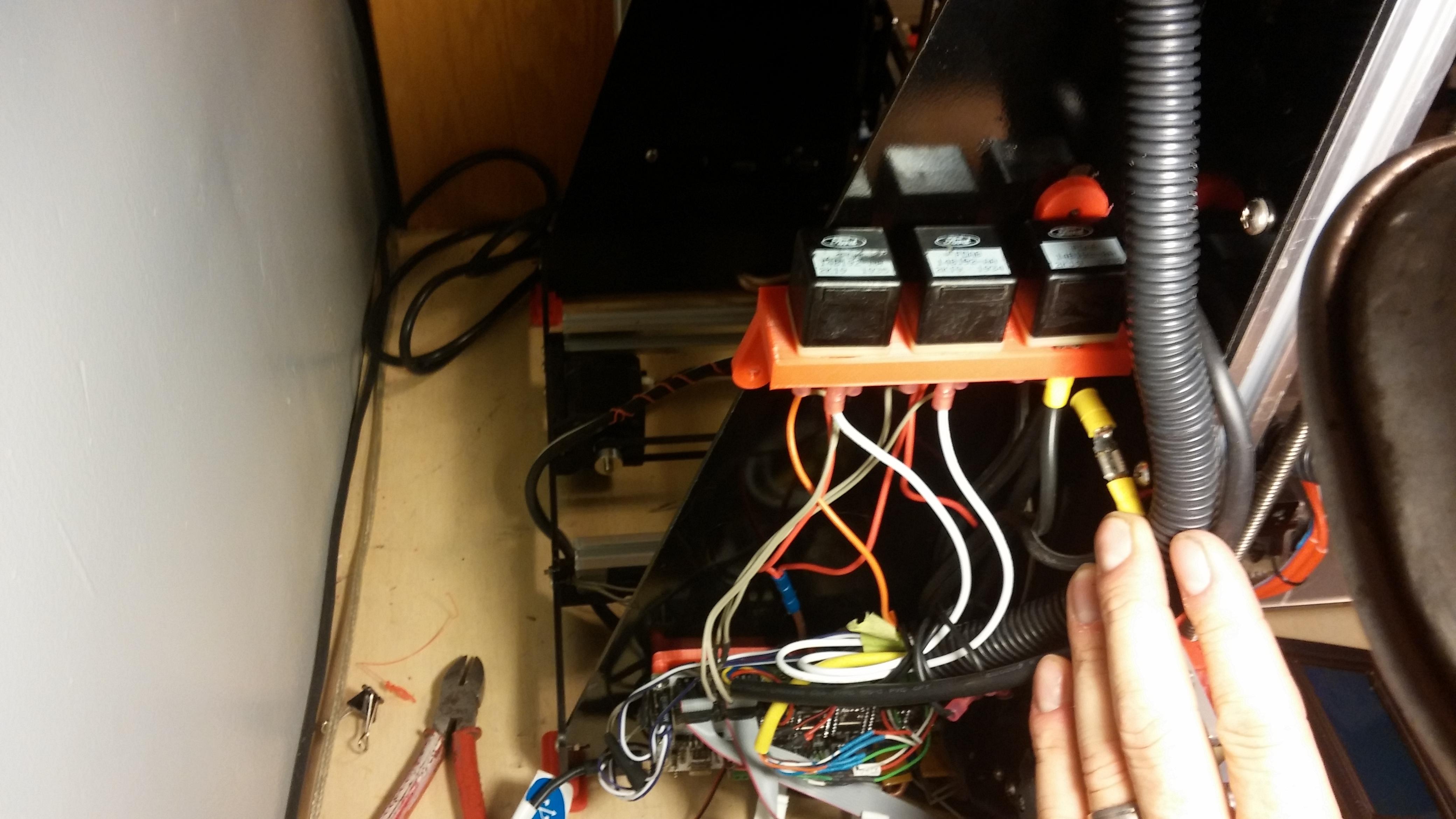 1011151913a.jpg Download free STL file NCS P3-v Steel Three Relay Mount for NCS P3-v Steel • 3D printer model, trentjw