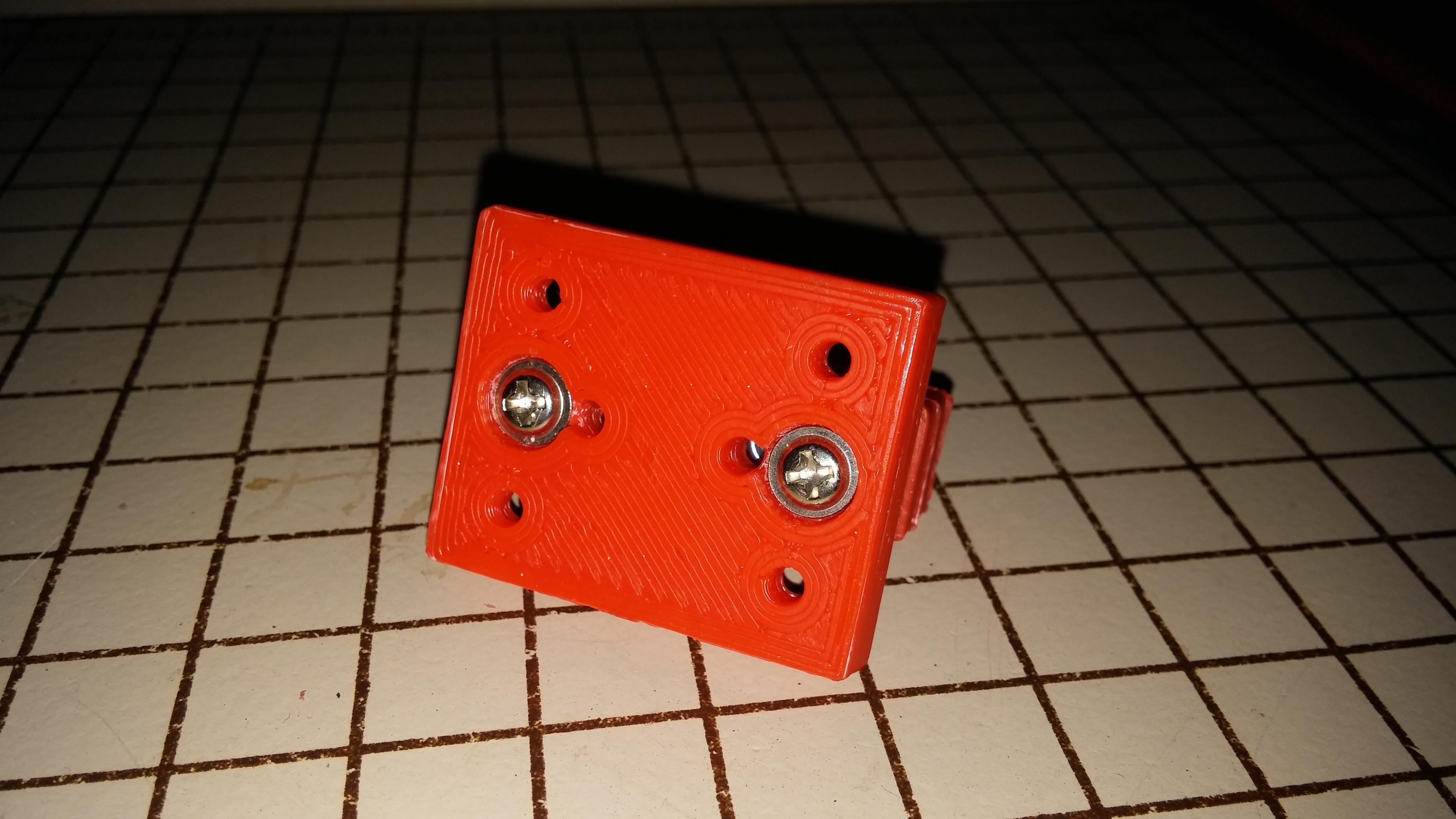 0317151008a.jpg Download free STL file NCS P3-v Steel Y Axis belt Mount GT2 Belt • 3D printer template, trentjw