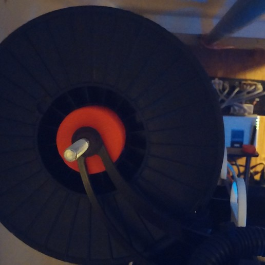 0701161413a.jpg Download free STL file NCS P3-v Steel 51mm dia Spool Insert • Object to 3D print, trentjw